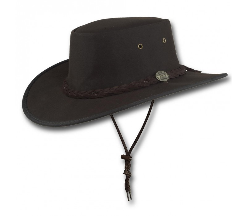 b5cb71dc006 The Canvas Drover Hat by Barmah