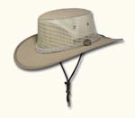 Beige Canvas Drover Hat